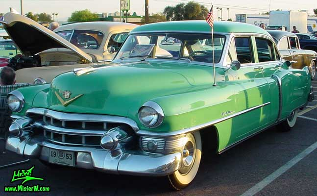 1953 cadillac sedan 1953 cadillac series 62 sedan 4 door for 1953 cadillac 4 door sedan