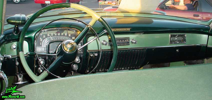 1953 cadillac dashboard 1953 cadillac series 62 sedan 4 for 1953 cadillac 4 door sedan