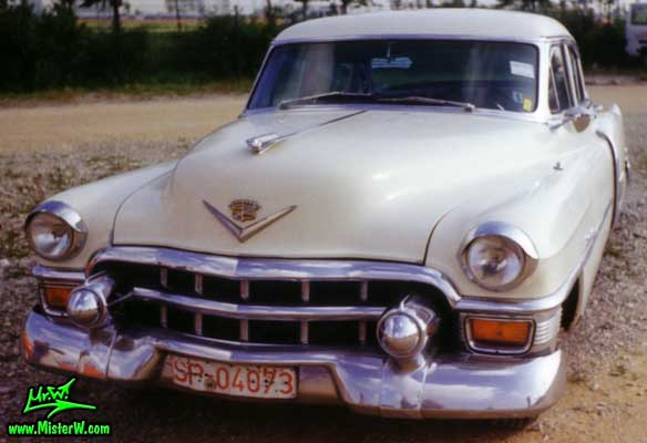 1953 cadillac fleetwood series sixty special sedan 4 door for 1953 cadillac 4 door sedan