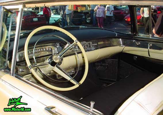 1956 cadillac interior dash board 1956 cadillac sedan classic car photo gallery. Black Bedroom Furniture Sets. Home Design Ideas