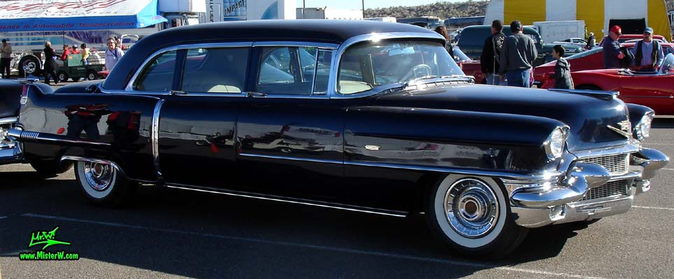 Extra Long 56 Cadillac Fleetwood Series Seventy Five