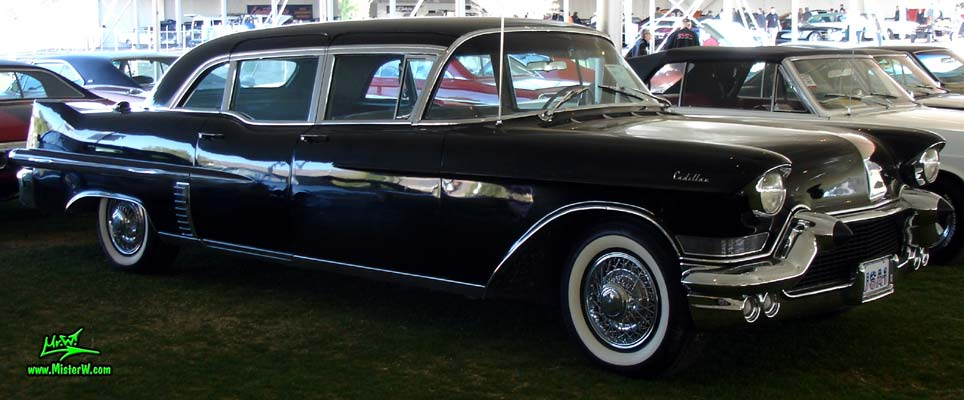 57 Cadillac Series 75 Limousine | 1957 Cadillac Fleetwood Series 75