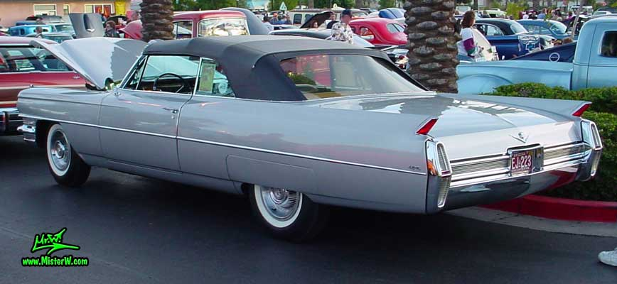 1964 Cadillac Classic Car Photo Gallery