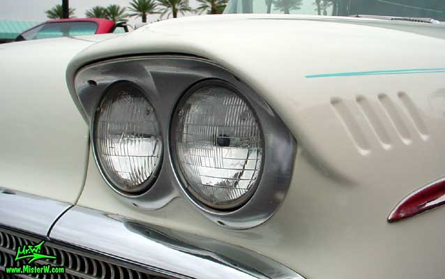 1958 Chevy Headlights
