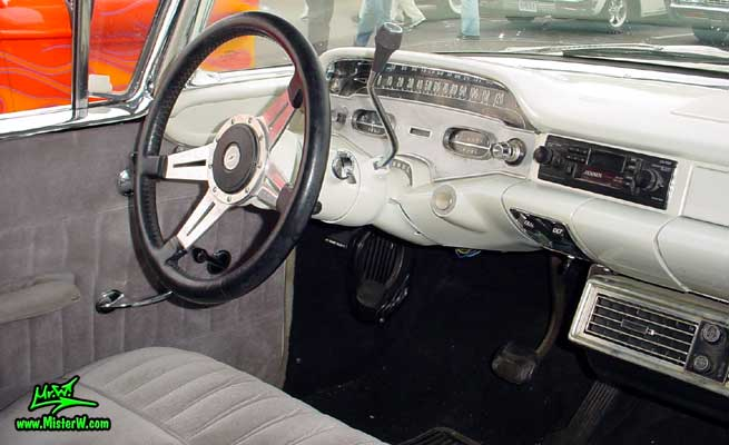 1958 Chevrolet Dashboard & Interior