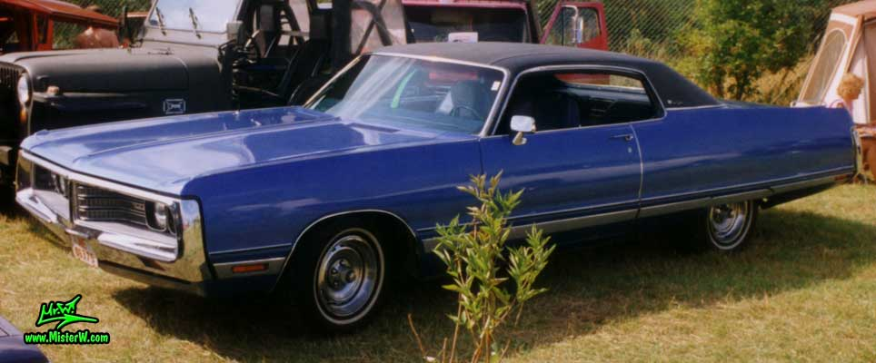1972 Chrysler New Yorker Coupe 1972 Chrysler New Yorker