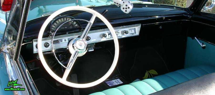 1954 Ford Crestline Convertible Speedometer Amp Dashboard