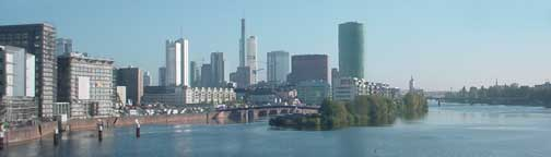 Frankfurt am Main, Germany - Photography by Mr.W.