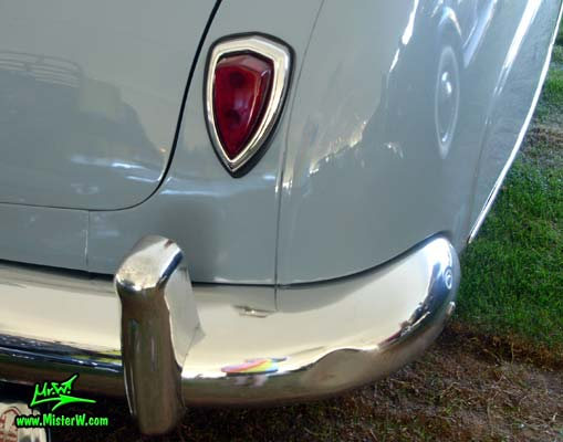 1950 Hudson Tail Light