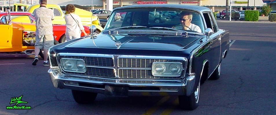 1965 Imperial Coupe Frontview