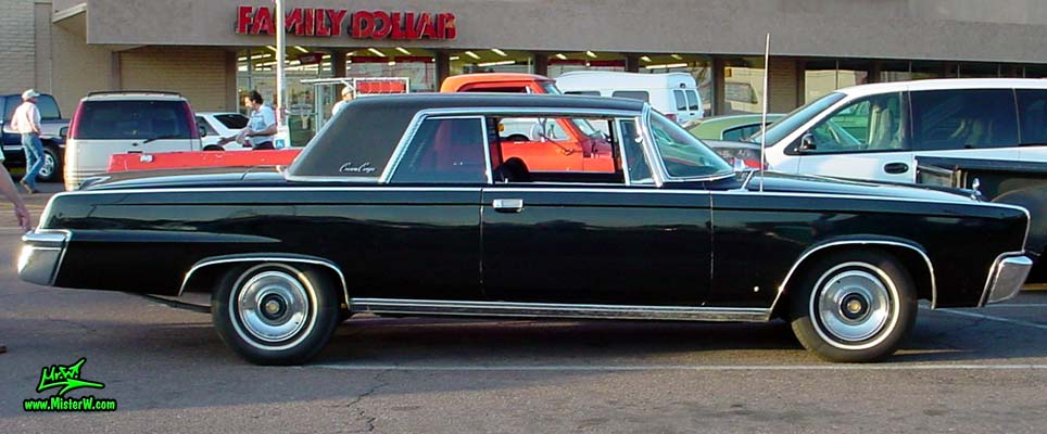 1965 Imperial Coupe Sideview 1965 Imperial Coupe
