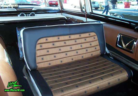 1956 lincoln pioneere station wagon third row seat bench custom built 1956 lincoln pioneere. Black Bedroom Furniture Sets. Home Design Ideas