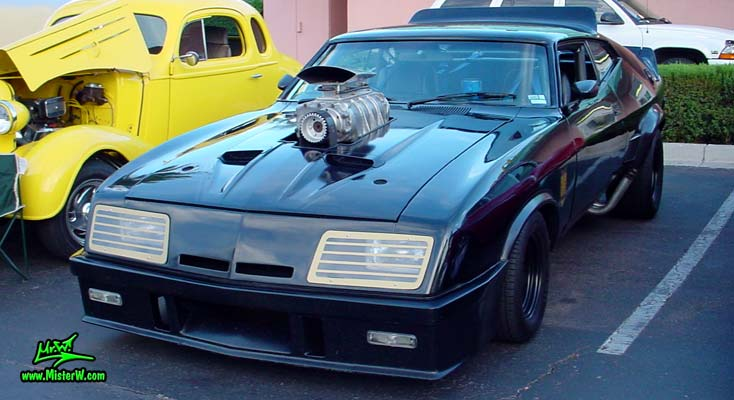 Mad Max Interceptor Replica