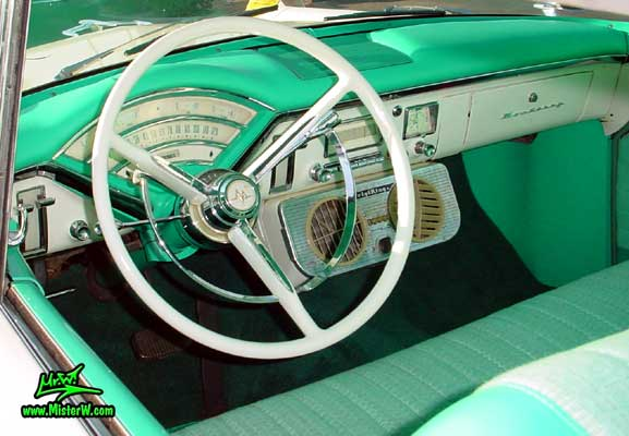 1956 Mercury Monterey Sedan
