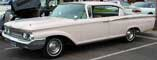 1960 Mercury Monterey Sedan