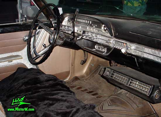 1962 Mercury Interior & Dash Board