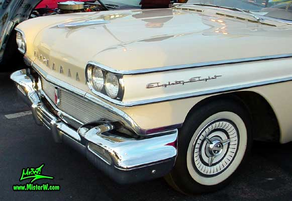 58 Olds Eighty Eight Fender Chrome | 1958 Oldsmobile 88 Coupe ...