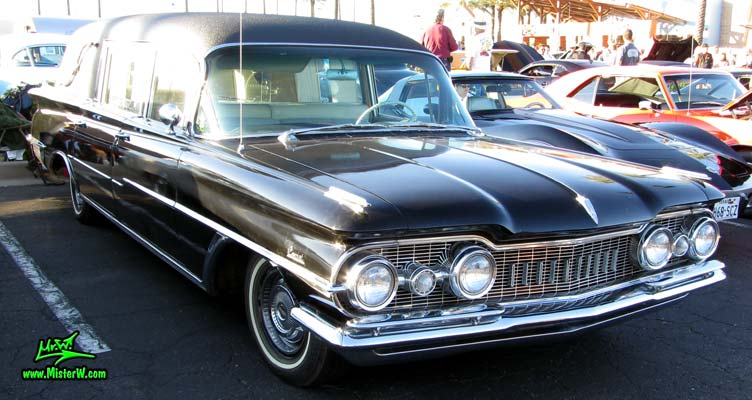 59 Olds Hearse | 59 Oldsmobile Hearse | Classic Car Photo