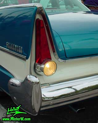 1957 Plymouth Belvedere Tail Light 1957 Plymouth