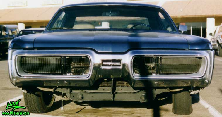Photo of a black 1972 Chrysler Plymouth 2 Door Hardtop Coupe in Phoenix, Arizona. 1972 Plymouth Chrome Grill
