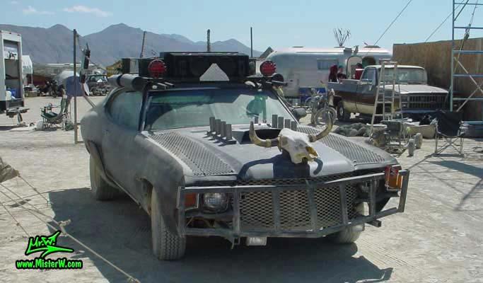 apocalyptic road warrior - photo #12