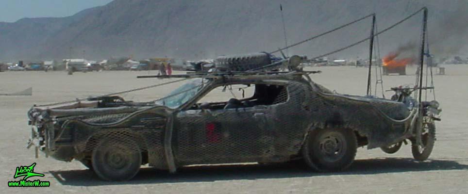 apocalyptic road warrior - photo #28