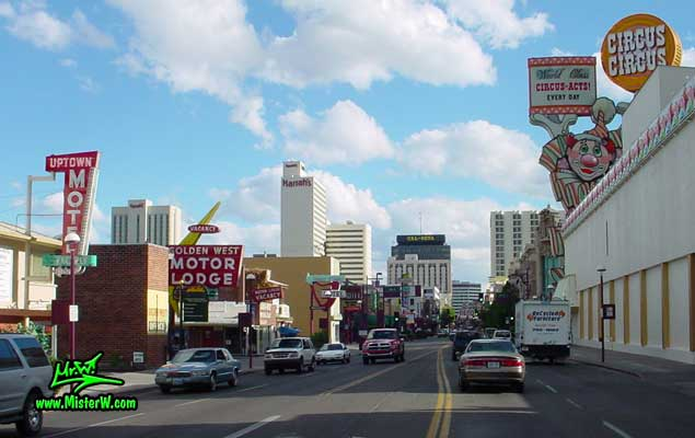 Downtown Reno Nevada Downtown Reno Nevada Cities
