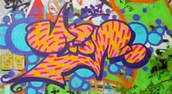 Graffiti, Graffitiart, Spray Can Art, Murals & Muralart - Graffiti Paintings by Mr.W. Professional Graffiti Vandalist