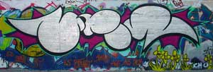 Graffiti Painting by Mr.W. - Professional Graffiti Artist, Spray Painter & Vandalist!